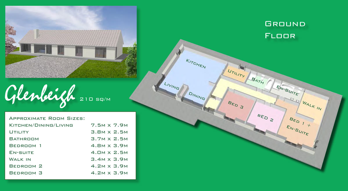 House Plans Ventry