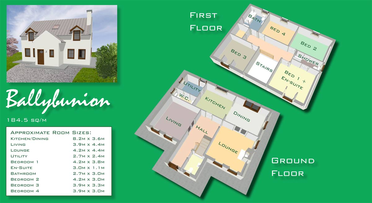 House Plans Ballybunion
