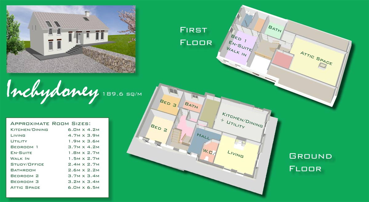 House Plans Inchydoney