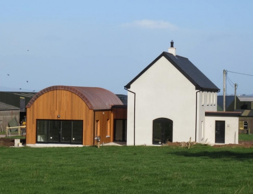 Castlelyons Self Build